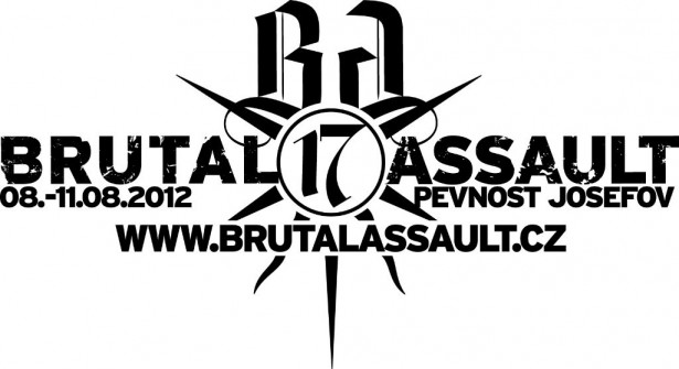 Brutal assault 2012 logo
