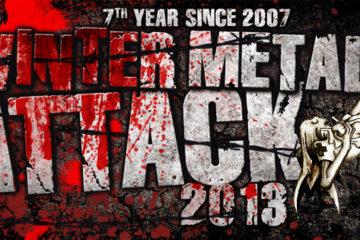 Winter Metal Attack 2013