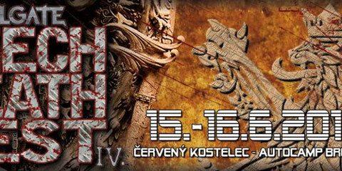 Metalgate Czech Death Fest 2012