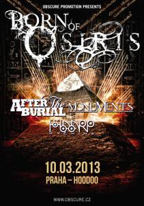 Plakát Born Of Osiris