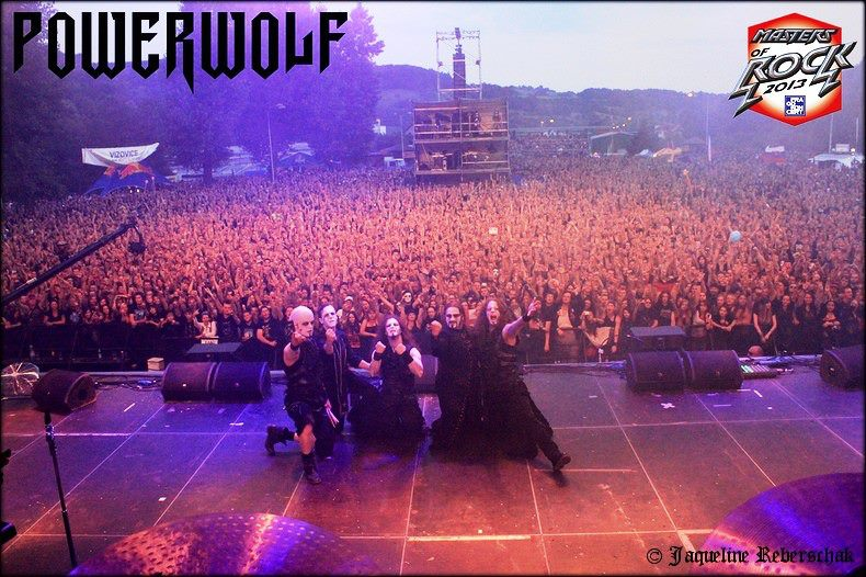 Powerwolf - MOR 2013