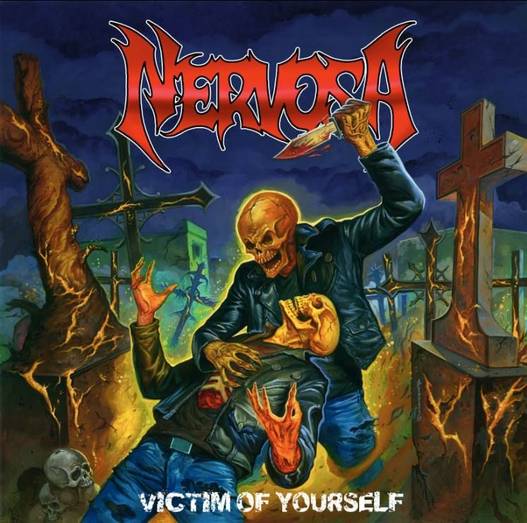 Nervosa -Victim of Yourself