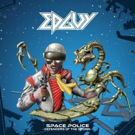 Edguy Space Police 2014