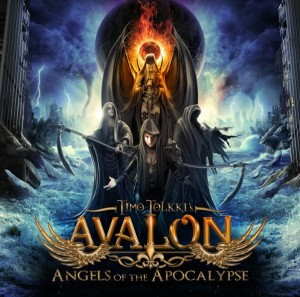 Tolkki Avalon - Angels of The Apocalypse