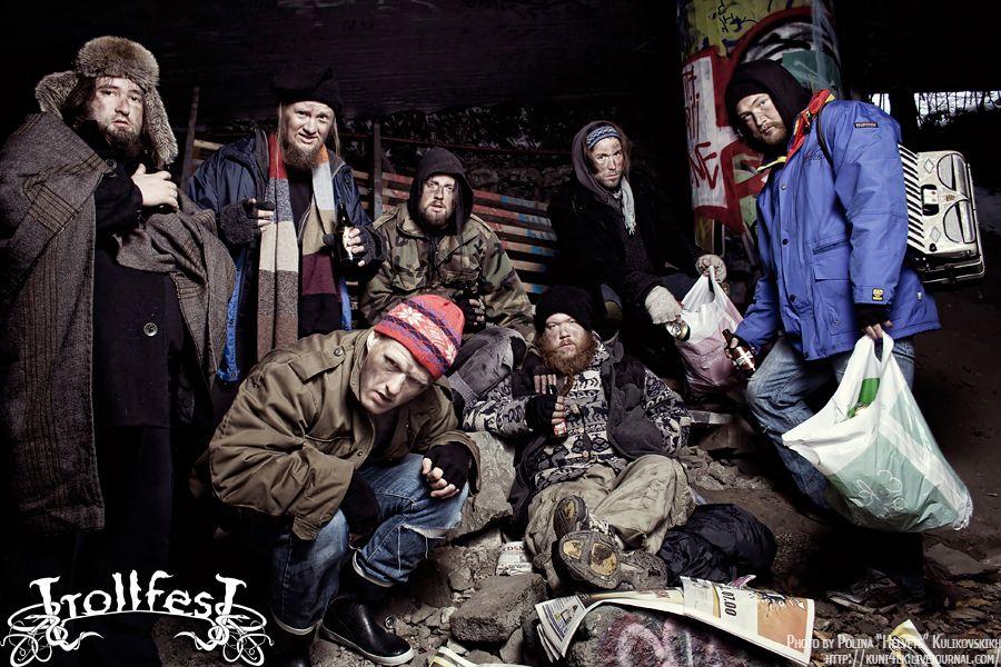 Trollfest band promo