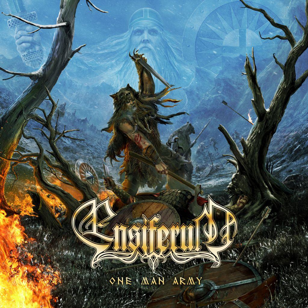 Ensiferum album cover 2015
