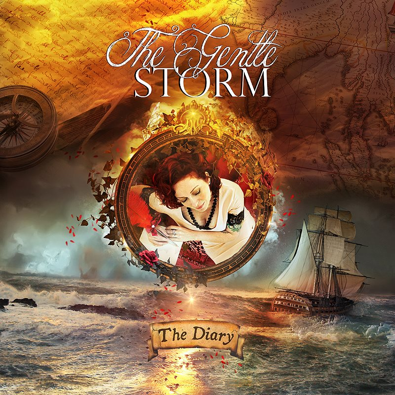 The Gentle Storm album art