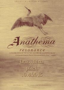 Poster_Anathema_Brno
