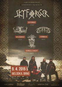 Skyforger - Brno 2015