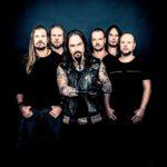 Amorphis band 2015
