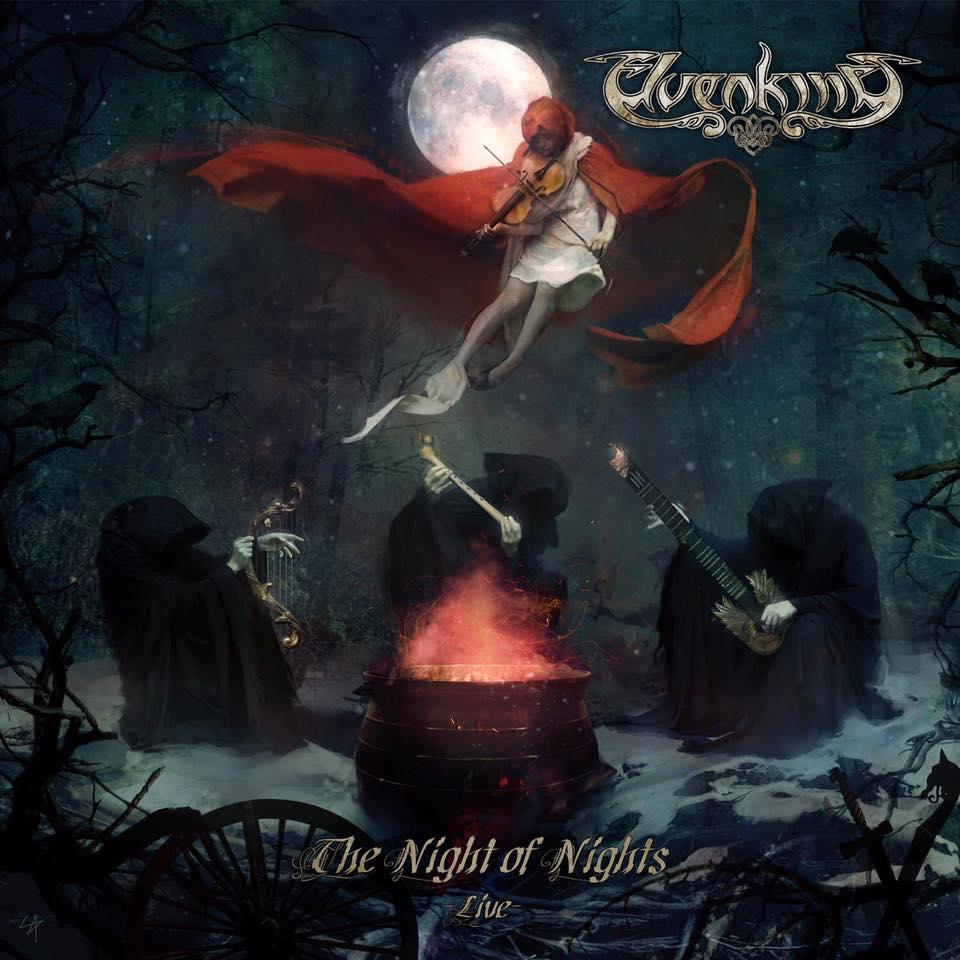 Elvenking - The Night of Nights