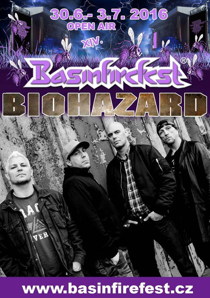 Biohazard Basinfirefest