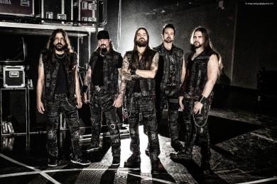 Band Photo - Iced Earth-2 Kopie