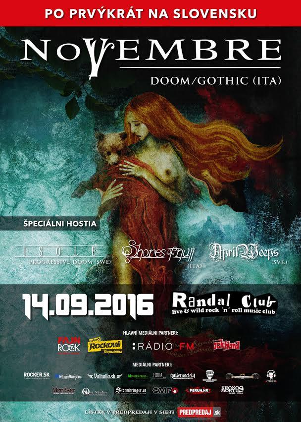 Novembre - Bratislava