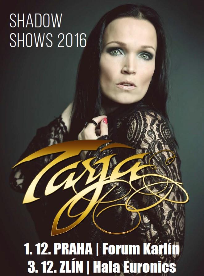 Tarja Shadows Shows 2016