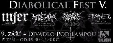 Diabolical Fest V header
