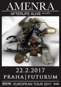 Amenra - afterlive alive acoustic @ Praha - Futurum | Česká republika