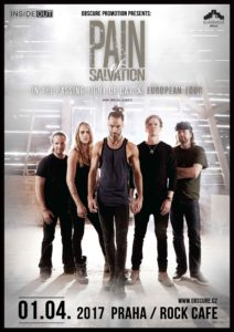 PAIN of Salvation + special guest @ Praha - Rock Café | Česká republika