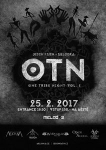 One Tribe Night vol. 2 @ Brno - Melodka | Česko