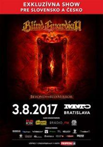 Blind Guardian @ Bratislava - Majestic Music Club | Slovensko