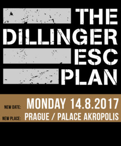 The Dillinger Escape Plan, The Number Twelve Looks Like You, God Mother @ Praha - Palác Akropolis | Česko