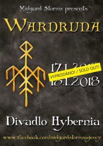 Wardruna @ Praha - Divadlo Hybernia | Česko