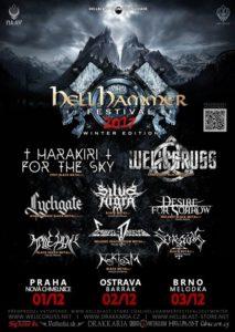 Hellhammer festival 2017: Winter Edition @ Praha, Nová Chmelnice | Česko