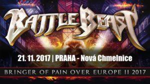 Battle Beast, Silver Dust @ Praha, Nová Chmelnice | Hlavní město Praha | Česko