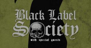 Black Label Society @ Praha, Malá sportovní hala | Hlavní město Praha | Česko