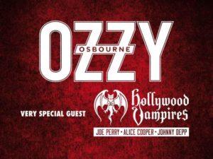 Ozzy Osbourne, Hollywood Vampires @ Praha, Letňany Airport | Praha Letňany | Česko