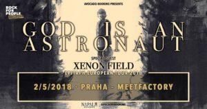 God Is An Astronaut @ Praha, MeetFactory | Praha | Hlavní město Praha | Česko