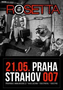Rosetta @ Praha, Klub 007 Strahov | Hlavní město Praha | Česko