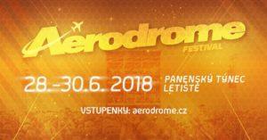 Aerodrome Festival 2018 @ Panenský Týnec - letiště | Panenský Týnec | Ústecký kraj | Česko