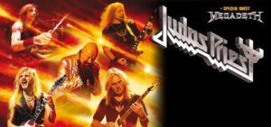 Judas Priest, Megadeth @ Plzeň, Home Monitoring Aréna | Plzeňský kraj | Česko