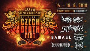 Metalgate Czech Death Fest 2018 @ Kemp Brodský , Červený Kostelec | Zábrodí | Královéhradecký kraj | Česko