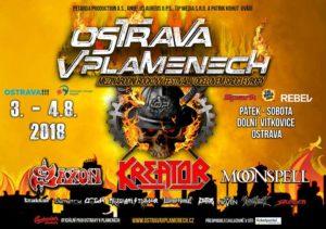 Ostrava v plamenech @ Ostrava | Ostrava | Moravskoslezský kraj | Česko