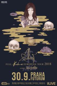 Alcest, Vampillia @ Praha, Futurum Music Bar | Praha | Hlavní město Praha | Česko