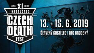 MetalGate Czech Death Fest 2019 @ Kemp Brodský , Červený Kostelec | Zábrodí | Královéhradecký kraj | Česko