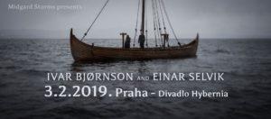 Ivar Bjørnson & Einar Selvik @ Praha, Divadlo Hybernia | Hlavní město Praha | Česko