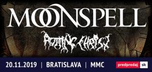 Moonspell, Rotting Christ, Galadriel @ Bratislava - Majestic Music Club | Bratislavský kraj | Slovensko