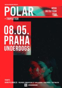 Polar / Tripsitter @ Praha - Underdogs | Praha | Hlavní město Praha | Česko