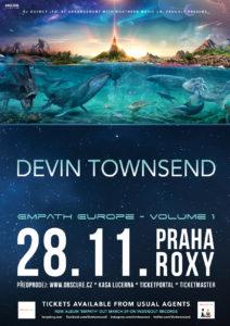 Devin Townsend @ Praha - Roxy | Hlavní město Praha | Česko