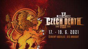 MetalGate Czech Death Fest 2021 @ Kemp Brodský , Červený Kostelec | Zábrodí | Královéhradecký kraj | Česko