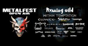 Metalfest Open Air 2021 @ Plzeň, Amfiteátr Lochotín | Plzeňský kraj | Česko