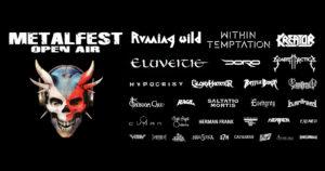 Metalfest Open Air 2022 @ Plzeň, Amfiteátr Lochotín | Plzeňský kraj | Česko