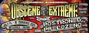Obscene Extreme Festival 2021 @ Trutnov | Trutnov | Královéhradecký kraj | Česko