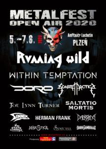 Metalfest Open Air 2020 @ Plzeň, Amfiteátr Lochotín | Plzeňský kraj | Česko