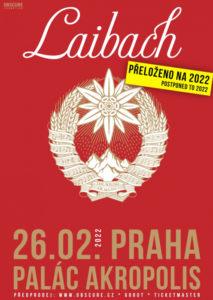 Laibach @ Praha, Palác Akropolis | Hlavní město Praha | Česko