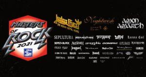 Masters of Rock 2021 @ Vizovice, Areál Likérky R. Jelínek | Vizovice | Zlínský kraj | Česko