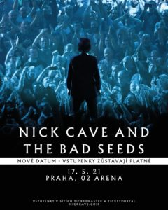 Nick Cave & The Bad Seeds @ Praha, O2 arena | Hlavní město Praha | Česko